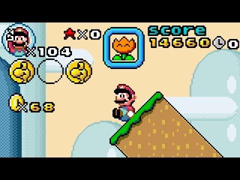 Super Mario Bros  X (SMBX 1 4 3) Script: ''SMW HUD
