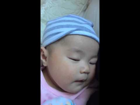 Blocked nose newborn