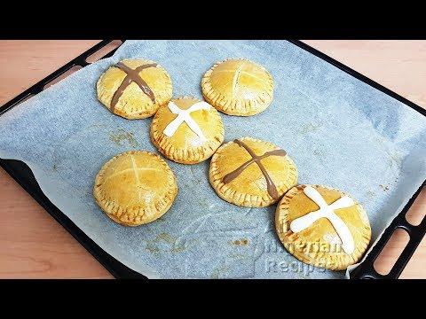 Hot Cross Meat Pies   Easter Treats