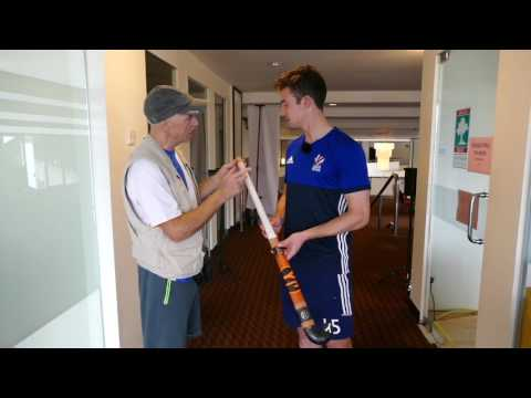 How to select a hockey stick. Phil Roper Great Britain Captain