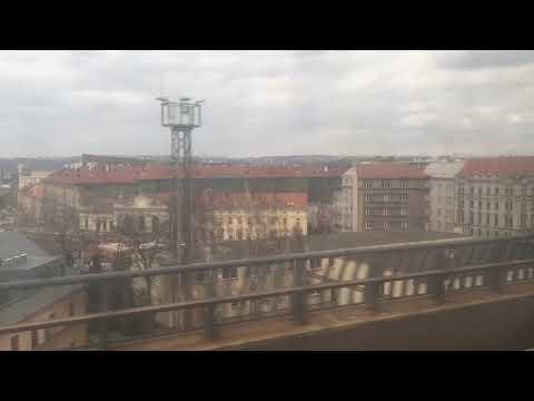 Express Train Prague to Vienna