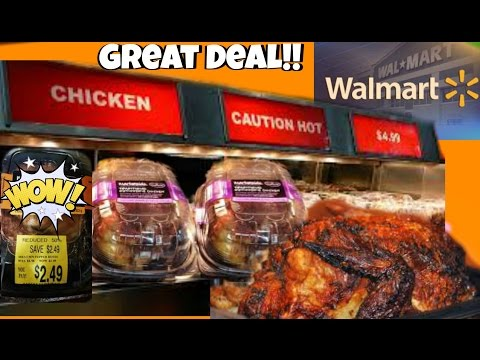 Feed A Family Of 6 For $10 | 3 Fully Cooked Rotisserie Chicken