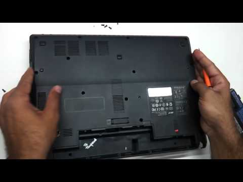 how to upgrade ram harddrive dvdwriter of acer 4738z 5749z 4749z