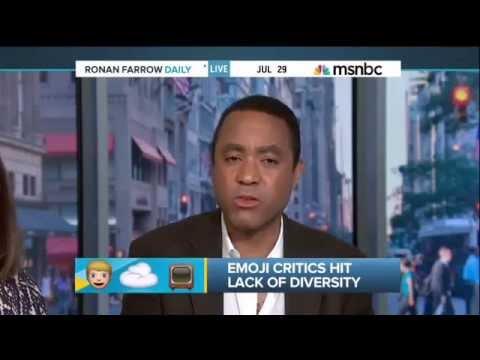 Ronan Farrow Takes On Lack of 'Racial Diversity' in Emoji