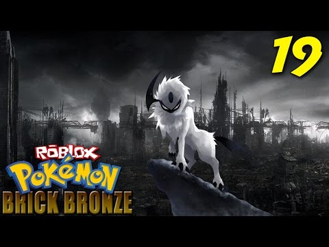 ABSOL APPEARS! | Roblox Pokemon Brick Bronze - 19