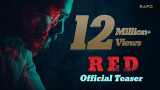 RED Official Teaser | Ram Pothineni | Nivetha Pethuraj | Malvika Sharma | Amrita | Kishore Tirumala