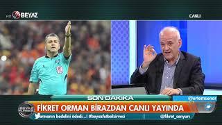 Ahmet Çakar'dan Galatasaray Beşiktaş maçı yorumu!