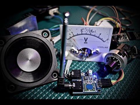 Simple & Cheap Arduino FM Radio! - Tutorial + Code
