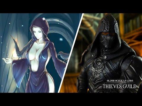 SKYRIM - 5 Thieves Guild Secrets (Elder Scrolls Lore & Facts)