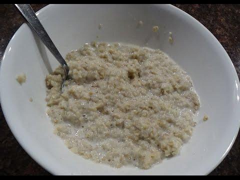 Easy Oatmeal