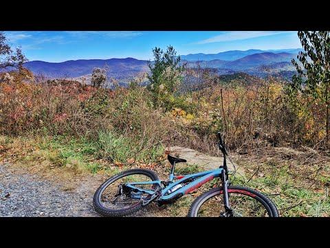 Bike Testing Trip - Riding Bear Creek/Pinhoti on the Stumpjumper 29