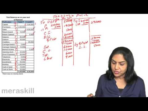 What is Trading and P&L A/c | Final Accounts | CA CPT | CS & CMA Foundation | Class 11 | Class 12