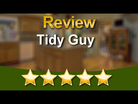 Tidy Guy  Ruckersville Superb5 Star Review by Peggy Rudnick