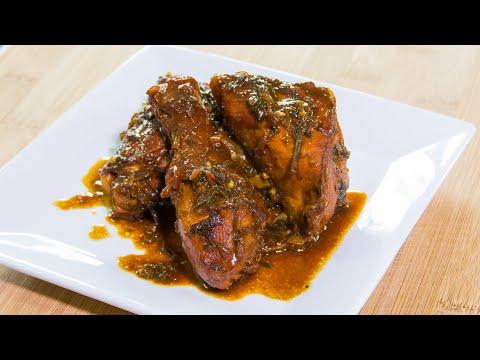 Stewed Chicken Recipe