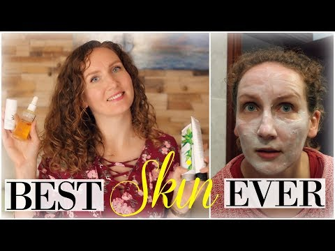 Natural Skincare Routine that Consistently Gives Me Best Skin of my Life