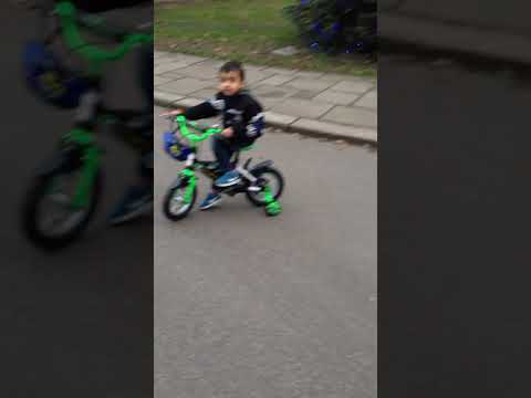 RAYYAN cycle driving