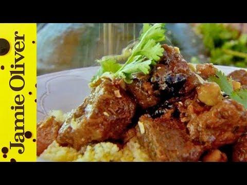 Jamie's Moroccan Beef Tagine