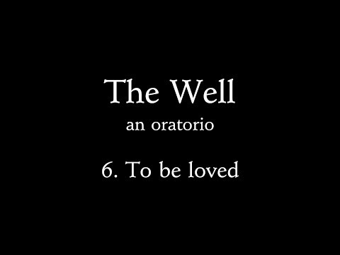 Tim Keyes - The Well 6. To be loved