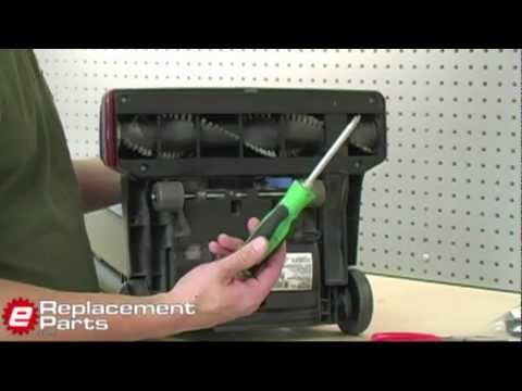 Changing Eureka Vacuum Belts