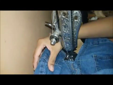 how to make waistband of jeans bigger in easy way in urdu/hindi
