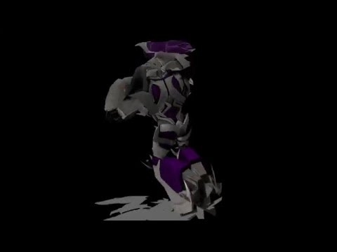 Megatron Gets His Groove On - A MMD by the TFN