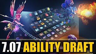 Dota 2 Ability Draft Compilation
