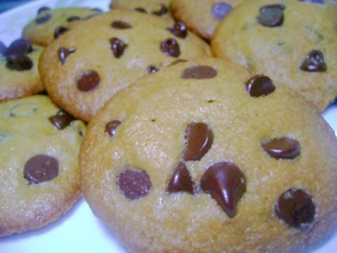 Chocolate Chip Cookies Recipe – Oven Baked – Egg - Hindi
