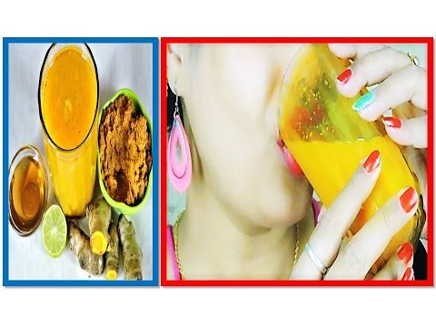 Skin WHITENING LIGHTNING GLOWING ACNE FREE and also MANAGE your OVER WEIGHT with Drinks in Hindi