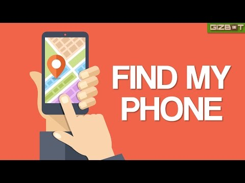 Simple trick to locate your lost smartphone - GIZBOT