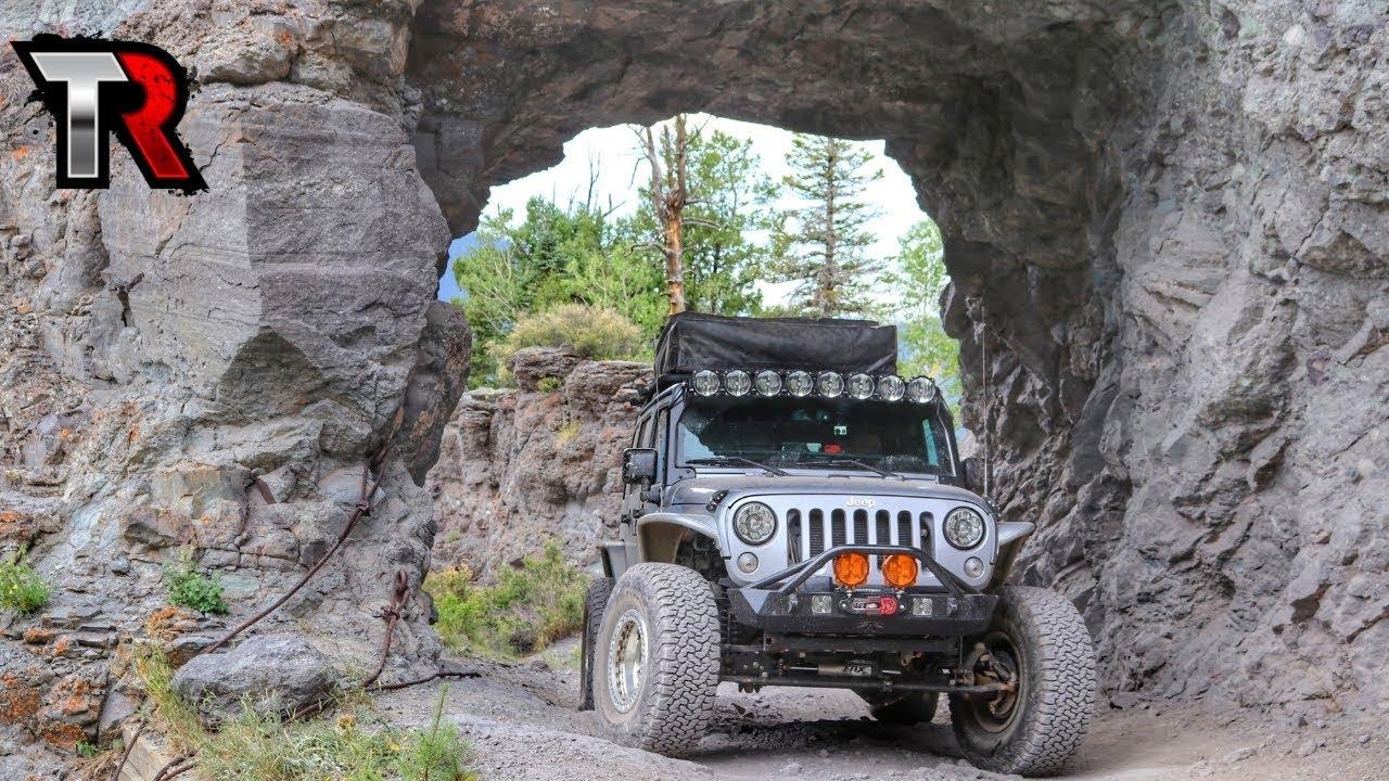 Imogene Pass is AMAZING - Utah to Colorado Adventure