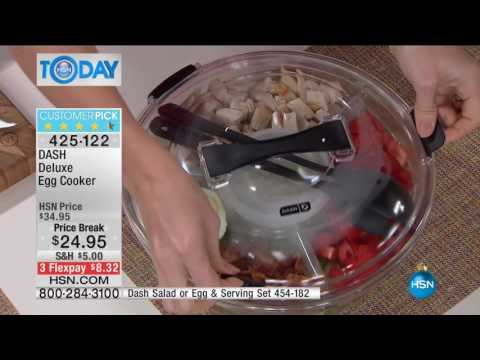 HSN | HSN Today: Holiday Cooking featuring Dash 12.05.2016 - 07 AM