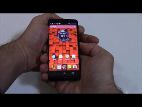 How To Take A Screenshot On A Motorola Droid Mini Smartphone