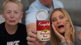 Download Whats inside 30-Yr-Old Can of Soup? Video