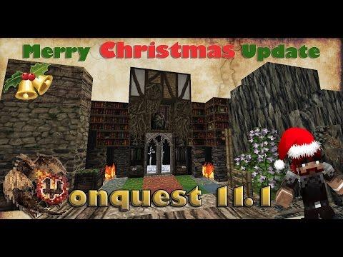 Minecraft: Conquest 11.1 Resource Pack Update