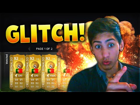 FIFA 15 TRADING - WEB APP STORE DUPLICATED PLAYERS GLITCH