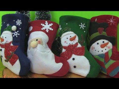 🎅Những Chiếc Ủng Bất Với Đồ Chơi Bất Ngờ Của Ông Già Noel 🎅 Stocking Sock With Toys Surprise