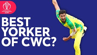 Starc's Yorker on Stokes the Best of Cricket World Cup So Far?   ICC Cricket World Cup 2019