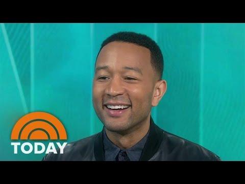 John Legend Talks Off-Broadway Show, Defending Chrissy Teigen   TODAY