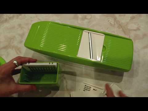 Kitchen Basix Mandoline Slicer