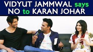 Vidyut Jammwal:
