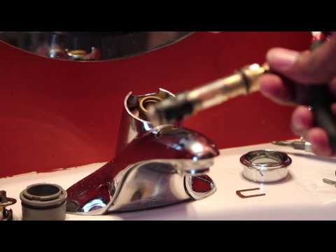 How to Replace Moen 1225 Water Faucet Cartridge