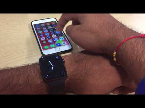 How to connect Apple Watch to WiFi part 1
