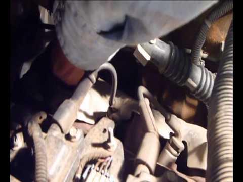 How to Install (replace) a new spark plug 2008 Chevrolet Silverado LT, V8 5.3L