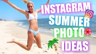 INSTAGRAM BEACH PHOTO IDEAS Instagram Photo Ideas