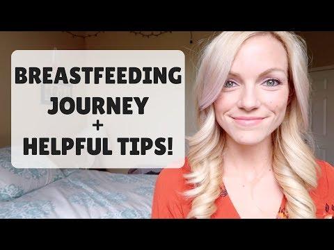 EMOTIONAL BREASTFEEDING JOURNEY+HELPFUL TIPS!