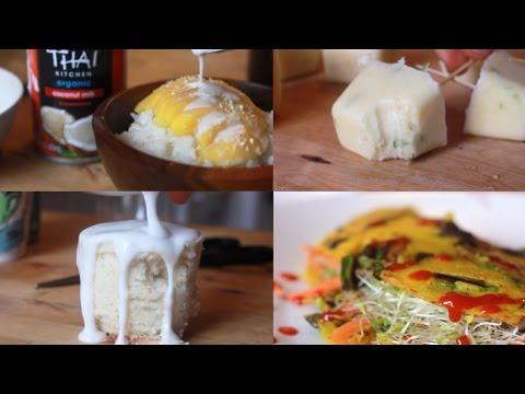 5 Ways to Get Creative with Coconut Milk