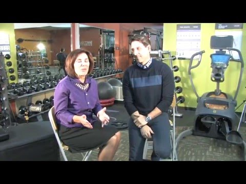 Interview with Chuck Runyon of Anytime Fitness on Greater MSP Business