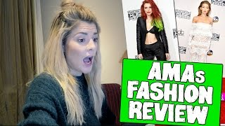 Amas Fashion Review Grace Helbig