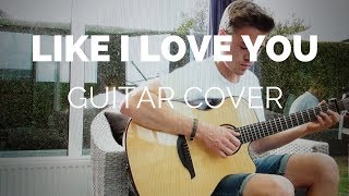 Lost Frequencies ft. The NGHBRS - Like I Love You (guitar cover)