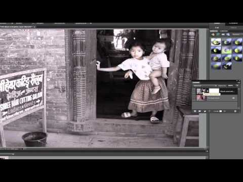 Layer Masks with Photoshop Elements 9